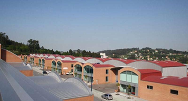Alvedro es el único polígono de la comarca con suelo industrial libre