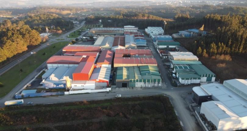 Polígono industrial Toedo, A Estrada (Pontevedra)
