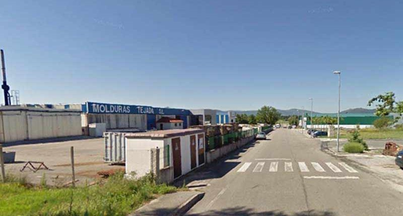 Vilar de Santos vende parcelas en el polígono municipal