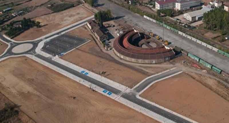 Se inaugura el «Puerto Seco» de Monforte