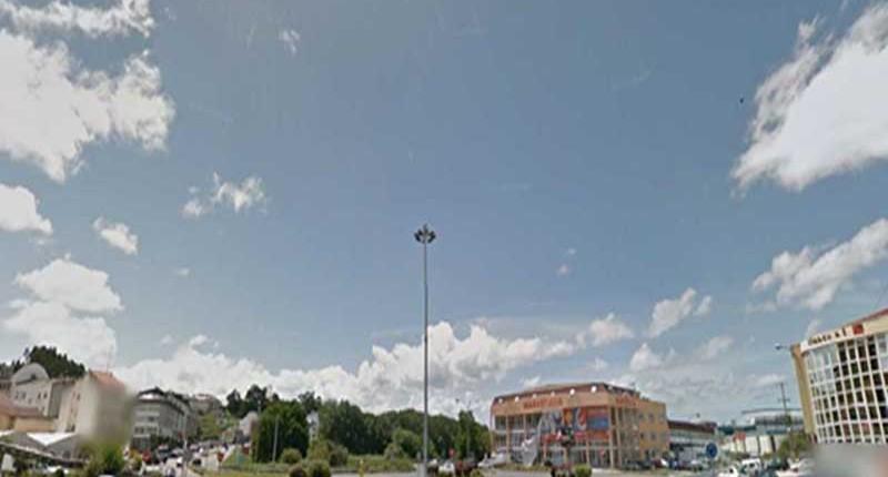 Las obras de la rotonda de acceso a Sabón se finalizarán en 2014