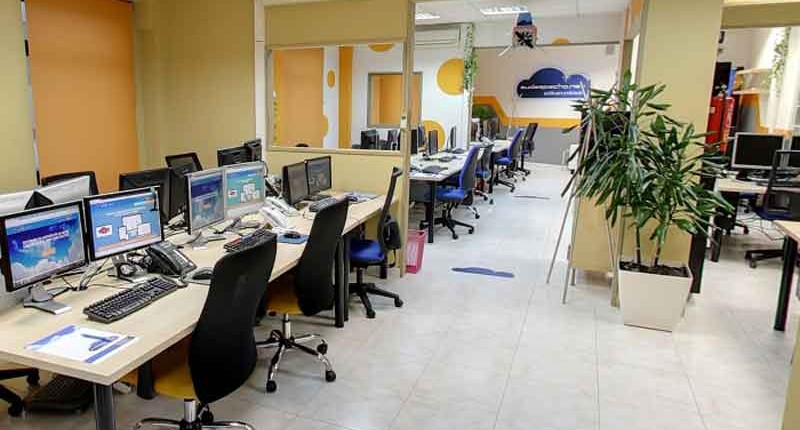 Alquiler de oficinas para empresa de software en Coruña