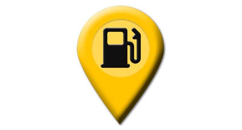 Búsqueda de ubicación para gasolinera low cost