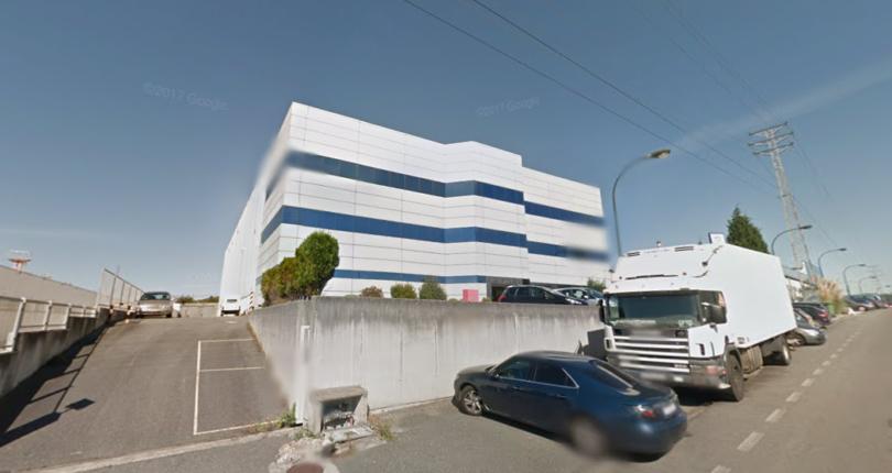Venta de nave industrial de 5.700 m2 en Arteixo