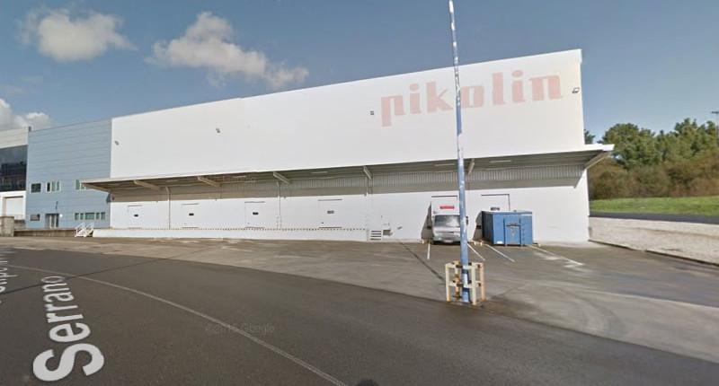 Alquiler de nave almacén en Culleredo de 3.090 m2