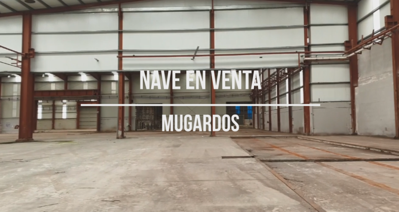Video de nave en venta en Mugardos