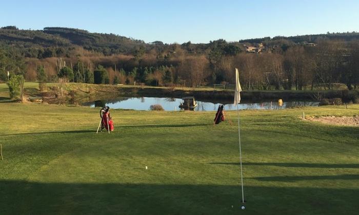 Campo de Golf en Santiago de Compostela