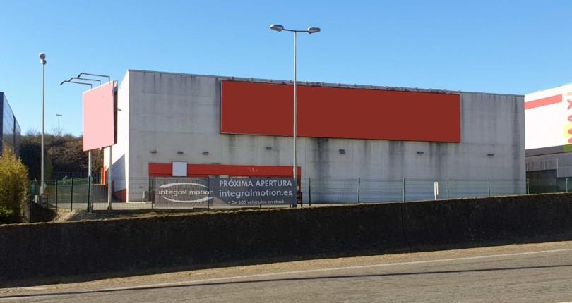Alquiler de nave industrial en Santiago
