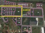 venta 25000 metros suelo industrial en betanzos piadela